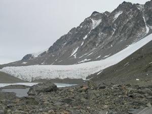 suess glacier